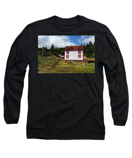 Trinity Road Laundry Long Sleeve T-Shirt