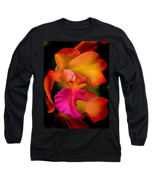 Tropical Splendor Long Sleeve T-Shirt