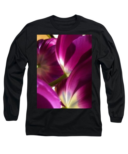 Tulip Weave Long Sleeve T-Shirt