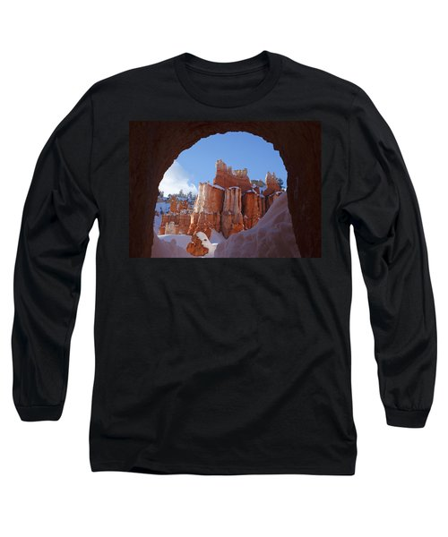 Tunnel In The Rock Long Sleeve T-Shirt