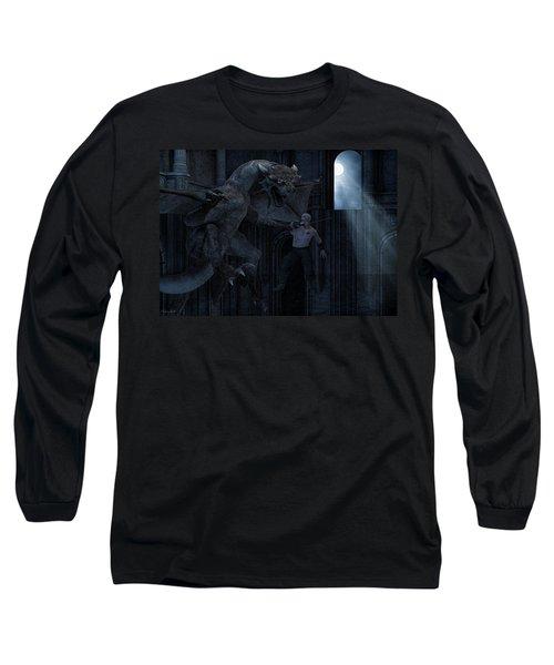 Under The Moonlight Long Sleeve T-Shirt