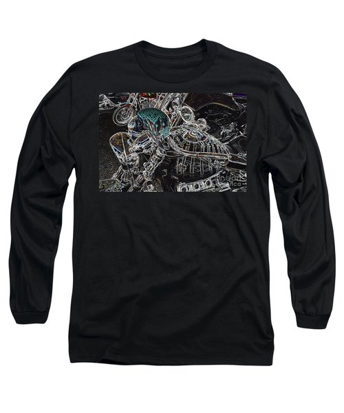 Until Death Do Us Part Long Sleeve T-Shirt