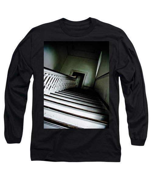 Upstairs Long Sleeve T-Shirt