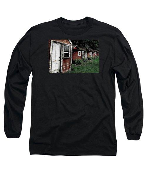 Vacancy Long Sleeve T-Shirt