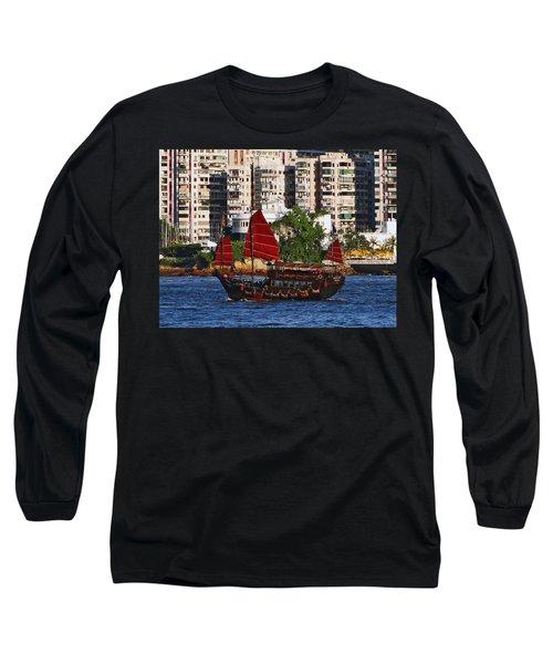 Valiant Host Long Sleeve T-Shirt