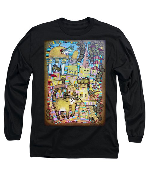 Villages Of My Childhood Long Sleeve T-Shirt