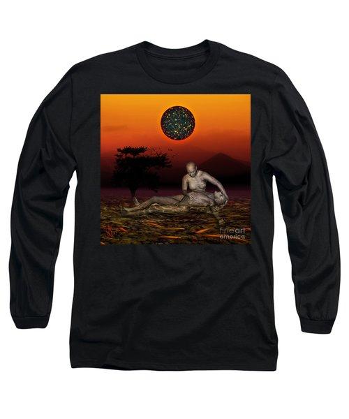 Volcanos Pieta Long Sleeve T-Shirt