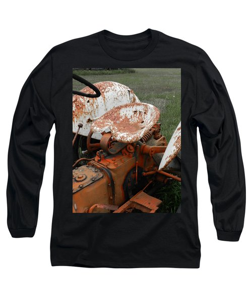 Waiting Patiently Long Sleeve T-Shirt