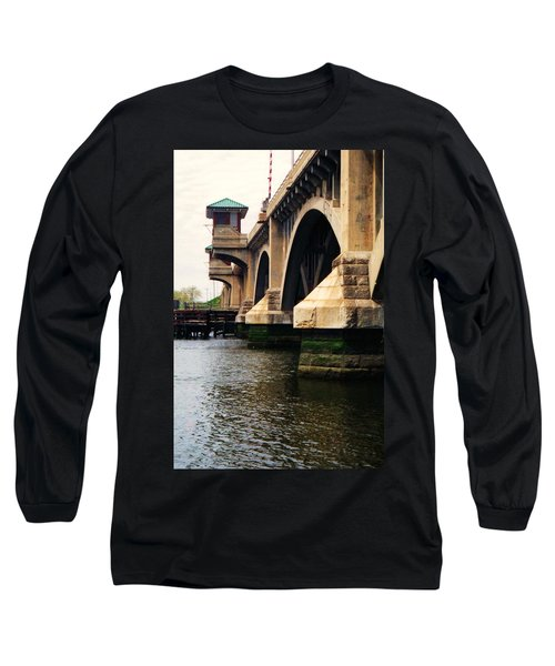 Washington Bridge Long Sleeve T-Shirt