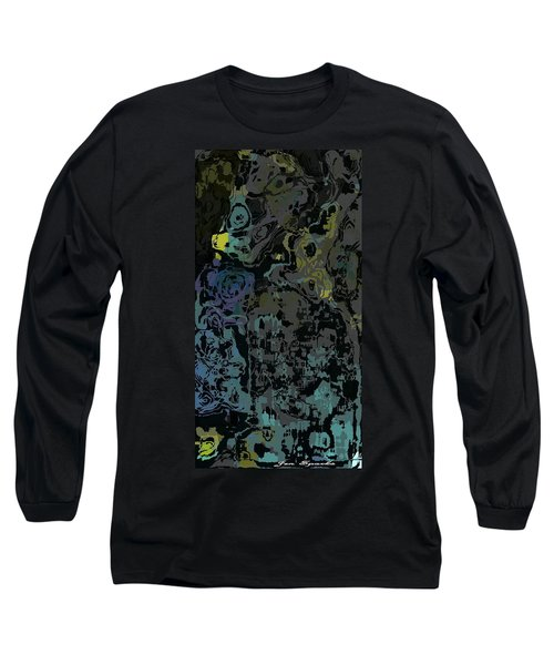 Water Puddles Long Sleeve T-Shirt