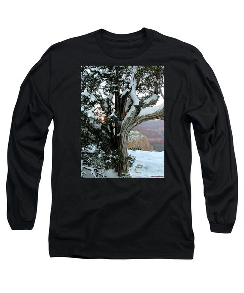 Weather Worn Long Sleeve T-Shirt