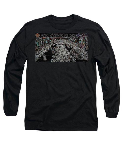 Welcome Riders Long Sleeve T-Shirt