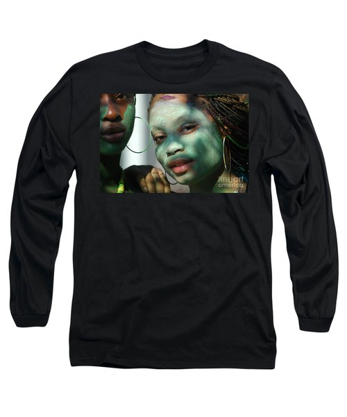West Indian Day Parade Brooklyn Ny Long Sleeve T-Shirt