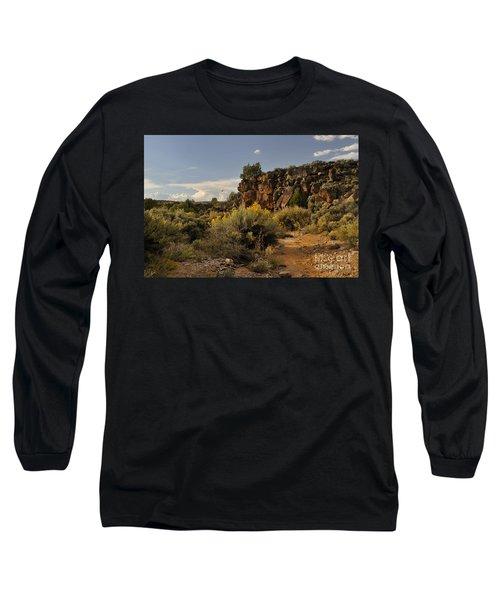 Westward Across The Mesa Long Sleeve T-Shirt