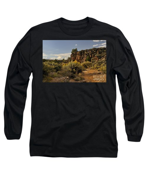 Westward Across The Mesa Long Sleeve T-Shirt