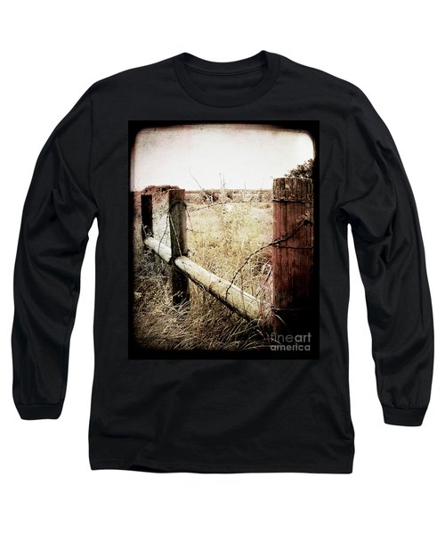 When Time Fades Long Sleeve T-Shirt