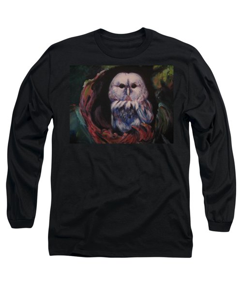 Who's Lair Long Sleeve T-Shirt