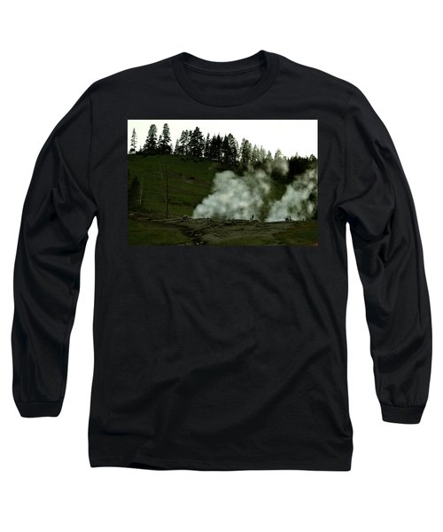 Wild Buffalo Long Sleeve T-Shirt
