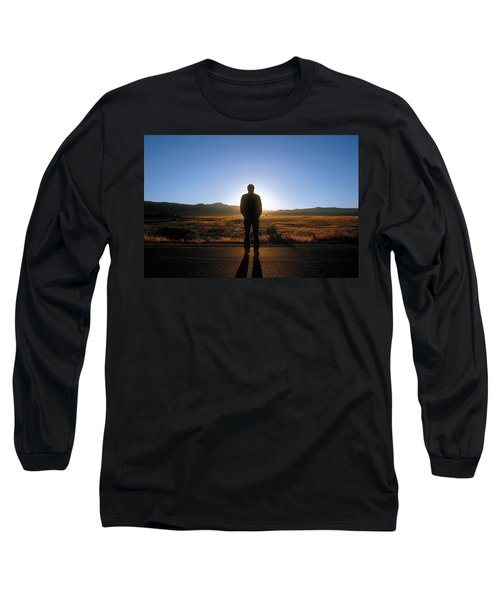 William Flocken Long Sleeve T-Shirt