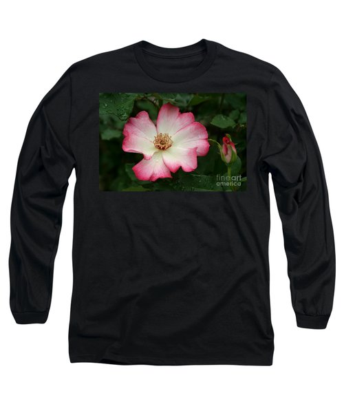 Windmill Long Sleeve T-Shirt by Living Color Photography Lorraine Lynch