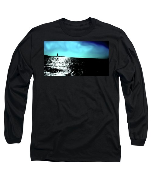 Windsurfing Greece Long Sleeve T-Shirt