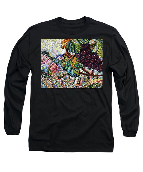 Wine Country  Long Sleeve T-Shirt
