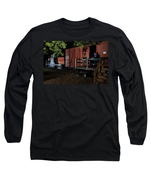 Working On The Railroad 2 Long Sleeve T-Shirt