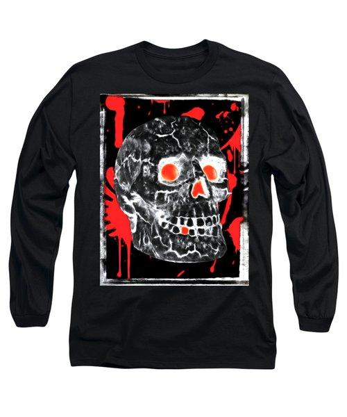 Written In Blood Long Sleeve T-Shirt