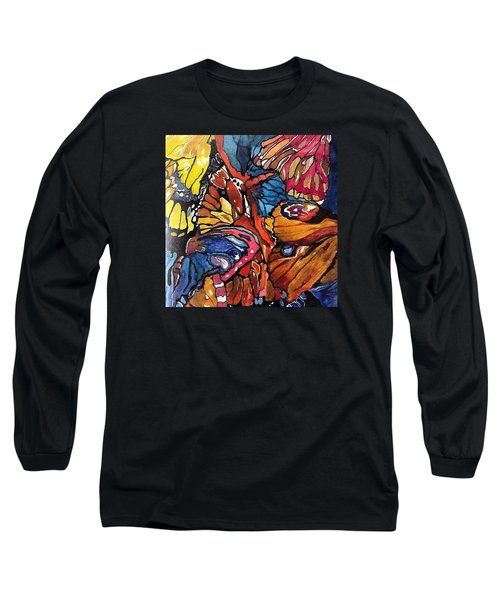 Butterflies Wings........ Long Sleeve T-Shirt