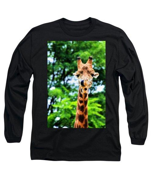 Yum Sllllllurrrp Long Sleeve T-Shirt