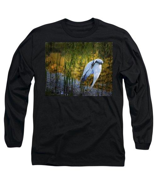 Zen Pond Long Sleeve T-Shirt