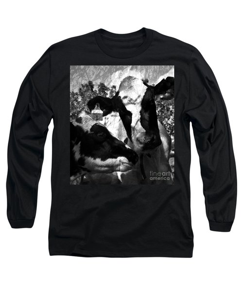 Zoey Plays With Matilda Long Sleeve T-Shirt