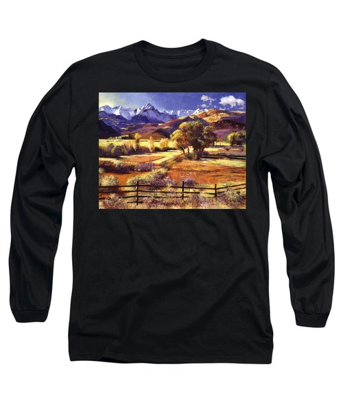 Foothills Ranch Long Sleeve T-Shirt