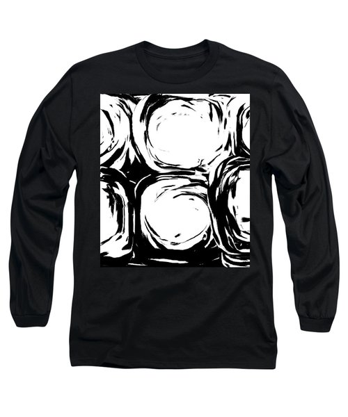 Free Scope To The Non-material Strivings Of The Soul Long Sleeve T-Shirt by Danica Radman