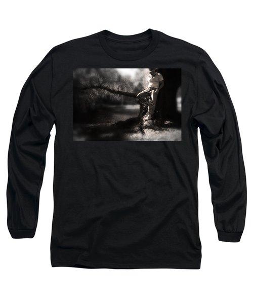 ... Long Sleeve T-Shirt by Gray  Artus