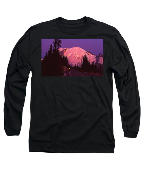 Highway To Sunrise Long Sleeve T-Shirt