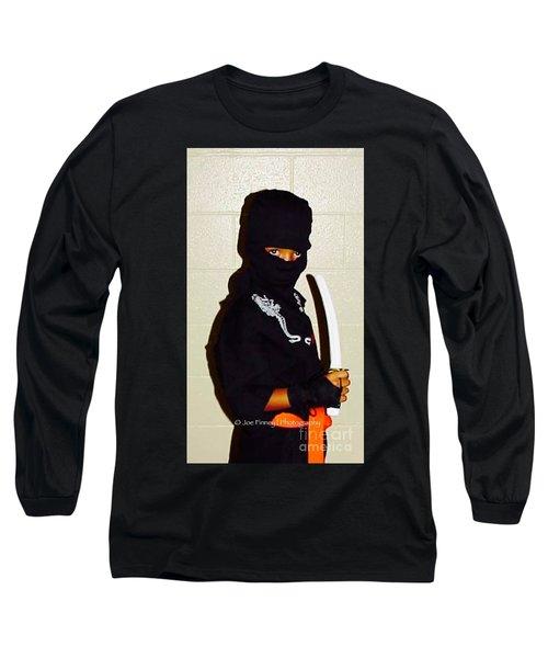 Little Ninja - No.1998 Long Sleeve T-Shirt