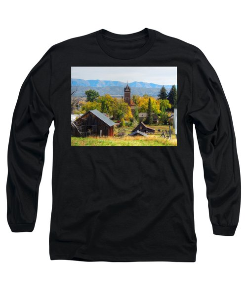 Montpelier Long Sleeve T-Shirt by Charlotte Schafer