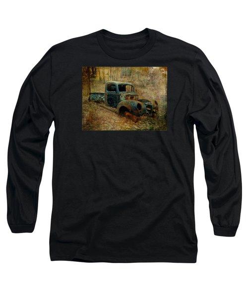 Resurrection Vintage Truck Long Sleeve T-Shirt