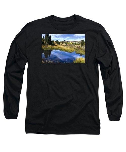 Road To Steamboat Lake Long Sleeve T-Shirt