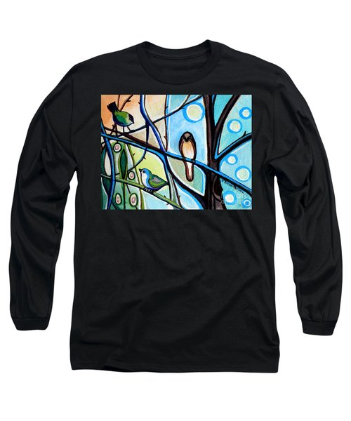 Three Birds Long Sleeve T-Shirt