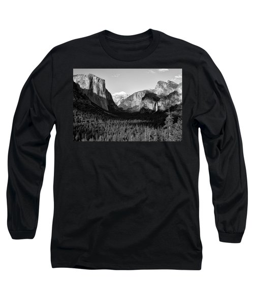 Valley Of Inspiration Long Sleeve T-Shirt