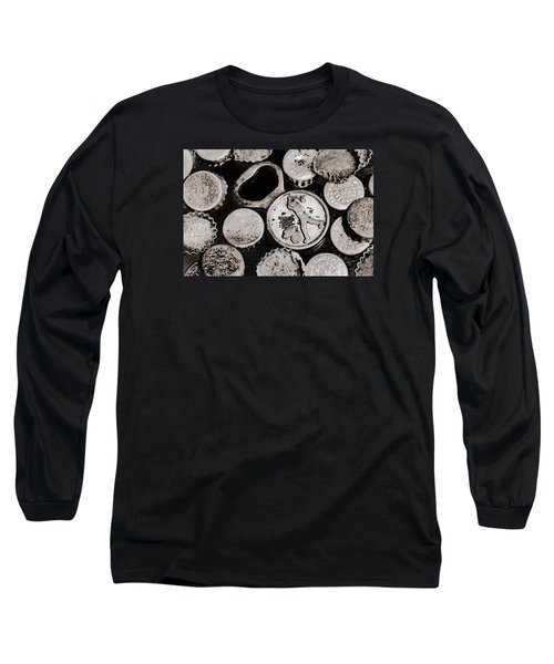 Long Sleeve T-Shirt featuring the photograph  Vintage Opener  by Andrey  Godyaykin