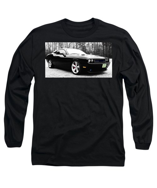 0-60in4 Long Sleeve T-Shirt by Robin Dickinson