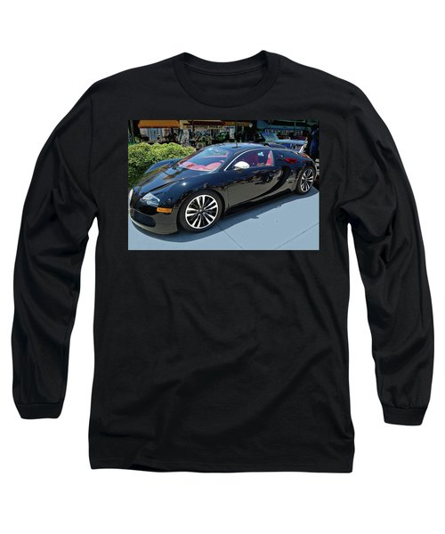 0 To 60 In 2 II Long Sleeve T-Shirt