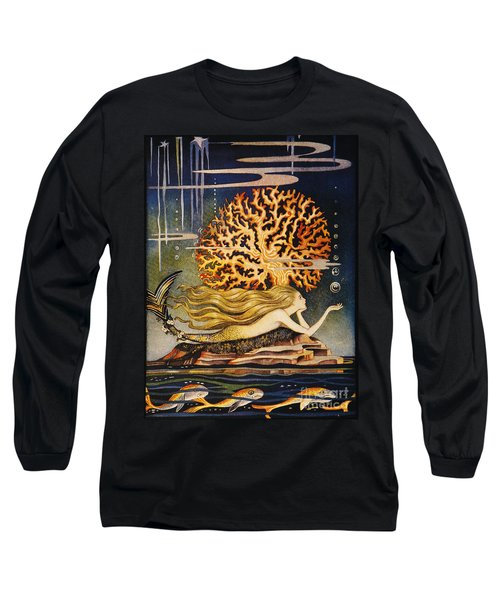 Andersen: Little Mermaid Long Sleeve T-Shirt