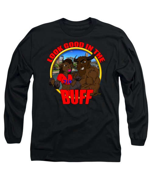011 Look Good In The Buff Long Sleeve T-Shirt
