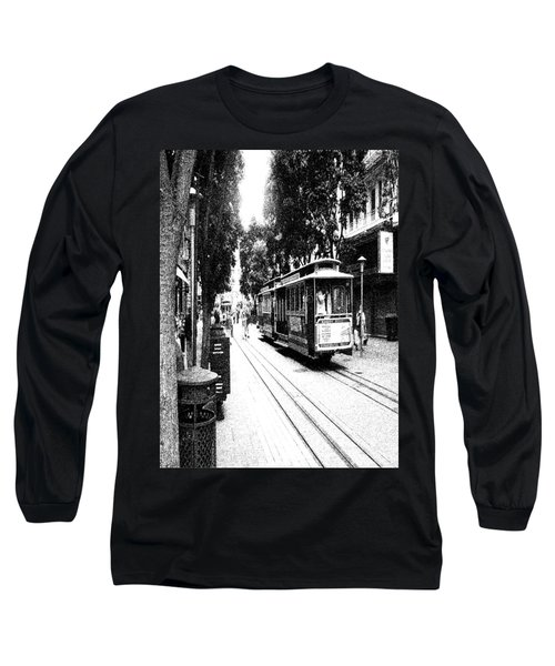 021016 San Francisco Trolly Long Sleeve T-Shirt