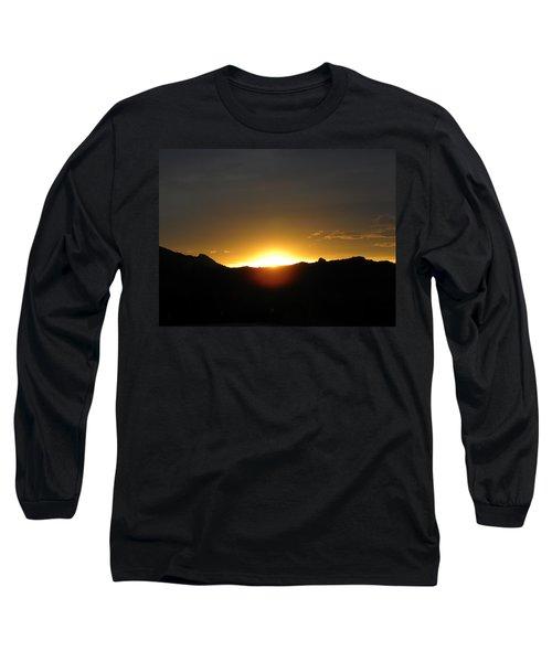 Sunrise West Side Of Rmnp Co Long Sleeve T-Shirt