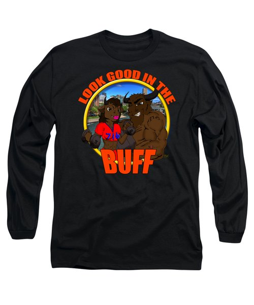 07 Look Good In The Buff Long Sleeve T-Shirt